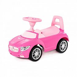 MULTISTORE Dětské odrážedlo SuperCar Star Ladies růžové