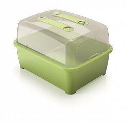 PlasticFuture Sadbovač ESRA LOW SET 77 cm zelený