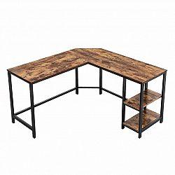 Rongomic Rohový psací stůl VASAGLE SARAH