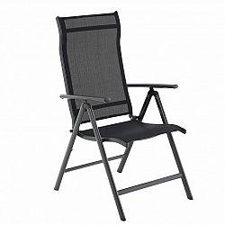 Rongomic Zahradní židle JULA černá