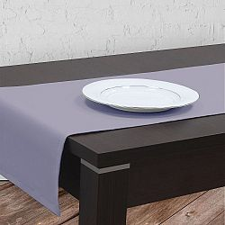 Scandi Běhoun na stůl PIRUU 40x140 cm šedý