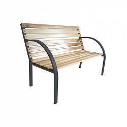 TZB Dřevěná zahradní lavička