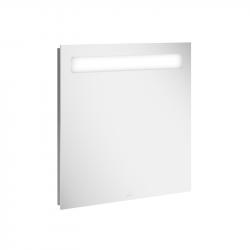 VILLEROY&BOCH Koupelnové zrcadlo s osvětlením VILLEROY & BOCH 700x750 mm