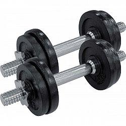 Fitforce ADBB 2x 7,5 kg - Jednoruční nakládací činka