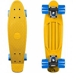 Long Island YELLOW 28 - Mini longboard