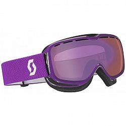 Scott AURA W´S fialová  - Dámské lyžařské brýle