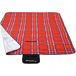 Spokey PICNIC TARTAN ALU - Deka na piknik