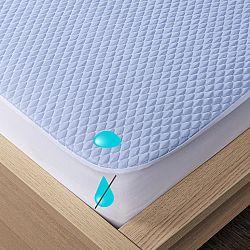 4Home Chladicí nepropustný chránič matrace s lemem Cooler, 140 x 200 cm