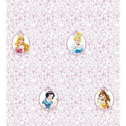 AG Art Dětská fototapeta Princezny, 53 x 1005 cm