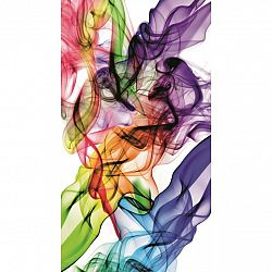 AG ART Závěs Abstract, 140 x 245 cm
