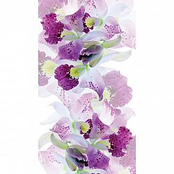 AG ART Závěs Orchid, 140 x 245 cm