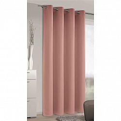 Albani Zatemňovací závěs Mia rosé, 140 x 245 cm