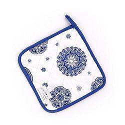 Altom Kuchyňská podložka Blue laces, 18 x 18 cm