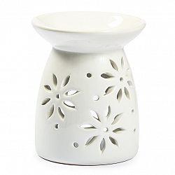 Aromalampa bílá kytičky, Dakls