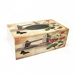 Autronic Krabička na kapesníky KP8727 Autronic