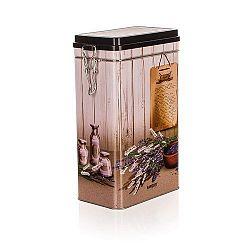Banquet Lavender Plechovka s patentním uzávěrem