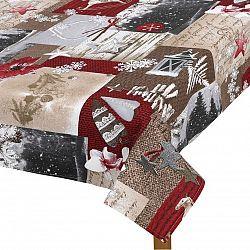 Bellatex Ubrus Zasněžené Vánoce