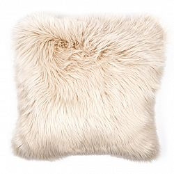 Bo-ma trading Povlak na polštářek Claire hnědá, 45 x 45 cm