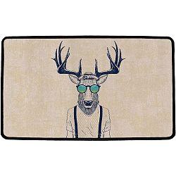 Butter Kings Vnitřní multifunkční rohožka Coll horns, 75 x 45 cm