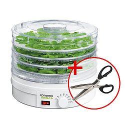 Concept SO1040 sušička ovoce a bylinek dárek nůžky na bylinky