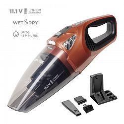 Concept VP4360 Ruční vysavač 11,1 V Wet a Dry