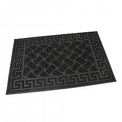 Flomat Venkovní rohožka kartáčová Rectangles, 40 x 60 cm