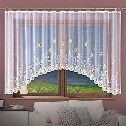 Forbyt Záclona Chloris barevná, 300 x 150 cm