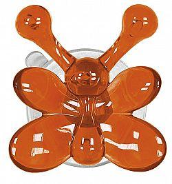 Háček Crazy Hooks motýlek oranžová