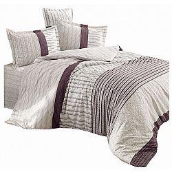 Haley home Povlečení Knitting bavlna, 140 x 200 cm, 70 x 90 cm