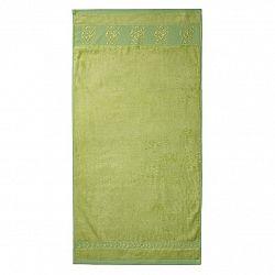 Jahu osuška bambus Ankara zelená, 70 x 140 cm