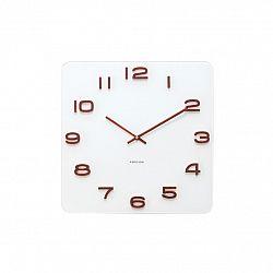 Karlsson 5533 Designové nástěnné hodiny, 35 cm