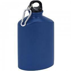 Koopman Sportovní hliníková láhev s uzávěrem 500 ml, navy