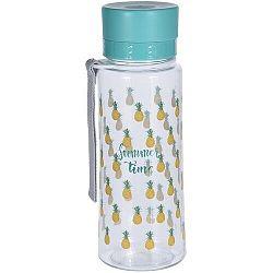 Koopman Sportovní láhev s uzávěrem 600 ml, pineapple