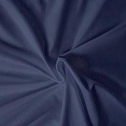 Kvalitex prostěradlo satén tmavě modré , 100 x 200 cm