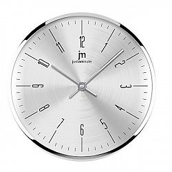 Lowell 14949S nástěnné hodiny, pr. 26 cm
