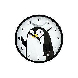 Nástěnné hodiny Pingu, 22,5 cm