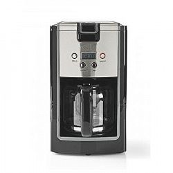 Nedis KACM120EBK kávovar, černá