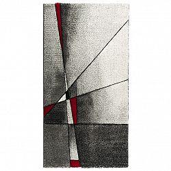 Oriental weavers moderní koberec Brilliance červený, 80 x 150 cm