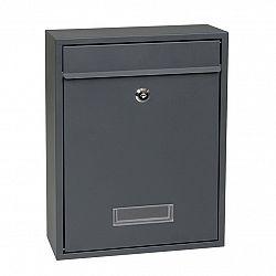 Poštovní ocelová schránka BK.240.AM