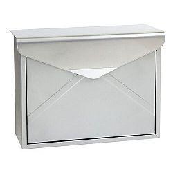 Poštovní ocelová schránka BK.57.S