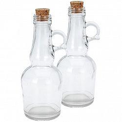 Sada láhví na olej a ocet Excellent 250 ml, 2 ks