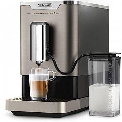 Sencor SES 9020NP automatické Espresso, nerez
