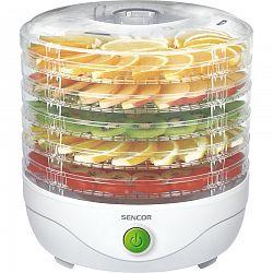 Sencor SFD 750WH sušička potravin, bílá