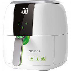 Sencor SFR 5320WH horkovzdušná fritéza LED displej