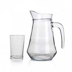Set džbánu + 6 sklenic SUPER VALUE