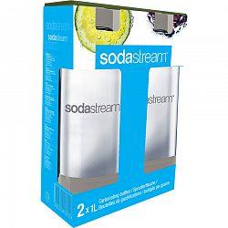 Sodastream 2x lahev, šedá
