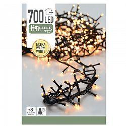 Světelný řetěz Twinkle teplá bílá , 700 LED