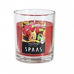 Svíčka Spaas Tropical 7 x 7,7 cm, 7 cm