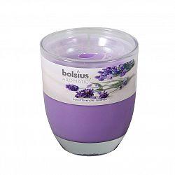 Svíčka ve skle Levandule, 110 g