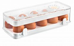 Tescoma Purity Zdravá dóza do ledničky,10 vajec